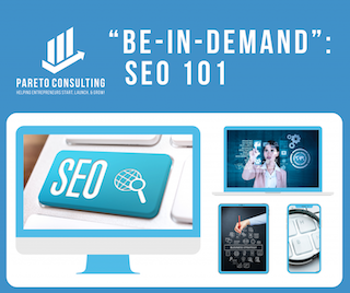 """""""Be-in-Demand"""": Search Engine Optimization (SEO) 101"""